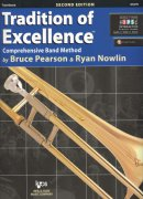 Tradition of Excellence 2 + Audio Video Online / trombon (pozoun)