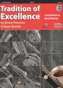 Tradition of Excellence 1 + DVD / Eb klarinet