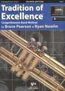 Tradition of Excellence 2 + Audio Video Online / trumpeta (trubka)