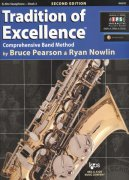Tradition of Excellence 2 + Audio Video Online / altový saxofon