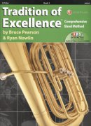 Tradition of Excellence 3 + Audio Video Online / Eb tuba