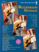 Bluegrass Guitar - 14 great standards + 2x CD