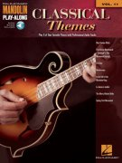 Mandolin Play Along 11 -  CLASSICAL Themes + Audio Online
