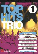 TOP HITS TRIO 1  / 14 hitů pro 3 trumpety