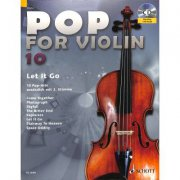 Pop for Violin 10 + Online audio - popové skladby pro 1-2 housle