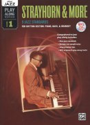 Alfred Jazz Play Along 1 - STRAYHORN & MORE + CD / doprovod - party rytmické sekce (piano/bass/drums)