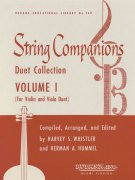 String Companions 1 - Duet Collection / 28 duet pro housle a violu