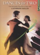 Dances for Two 3 by Catherine Rollin / 1 klavír 4 ruce