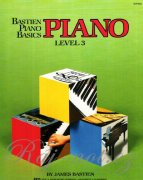 Bastien Piano Basics - Level Three
