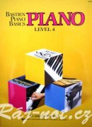 Bastien Piano Basics - Level Four