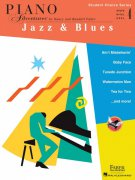 Piano Adventures - Jazz & Blues 4