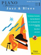 Piano Adventures - Jazz & Blues 3