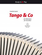 Tango & Co for Accordion - sóla pro akordeon