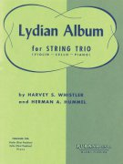 Lydian Album for String Trio (housle, violoncello, klavír)