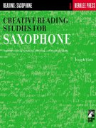 Creative Reading Studies for SAXOPHONE / saxofon