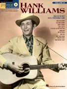 PRO VOCAL 39 - Hank Williams + CD / men's edition