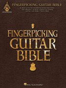 Fingerpicking GUITAR BIBLE / kytara + tabulatura