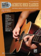 Easy Guitar Play Along - ACOUSTIC ROCK CLASSICS + CD