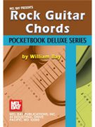 Pocketbook Deluxe Series: Rock Guitar Chords (Electric Guitar) - akordy na kytaru
