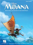 Moana: Music From The Motion Picture Soundtrack (jednoduché pro klavír)