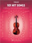 101 Hit Songs For Violin - sólové hity pro housle