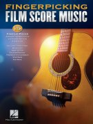 Fingerpicking FILM SCORE MUSIC / kytara + tabulatura