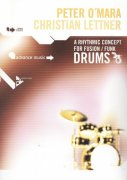A Rhythmic Concept for Funk-Fusion Drums + 2x CD