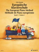 The European Piano Method 1 - Evropská klavírní škola - Emonts, Fritz