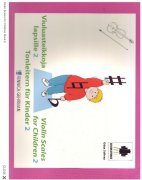 Violin Scales for Children 2 - Szilvay Geza