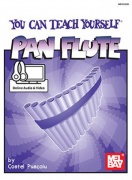 You Can Teach Yourself Pan Flute škola hry na panovu flétnu od Puscoiu Costel - (Book Audio and Video)