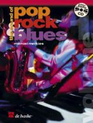 The Sound of Pop, Rock & Blues Vol. 1 + CD pro Trumpet / Clarinet / Tenor Saxophone