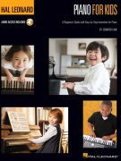 PIANO FOR KIDS by Jennifer Linn + Audio Online / klavír