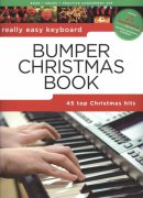 Really Easy Keyboard - BUMPER CHRISTMAS BOOK (45 vánočních hitů))