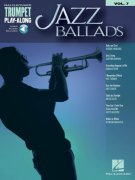 Trumpet Play Along 7 - JAZZ BALLADS + Audio Online
