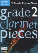GRADE 2 - 15 Popular Practice Pieces + Audio Online / klarinet