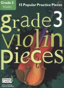 GRADE 3 - 15 Popular Practice Pieces + Audio Online / housle