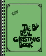The Real CHRISTMAS book - Bb instruments / zpěv + akordy