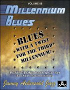 Millennium Blues + CD - Jazz Play-Along Vol.88 - Jamey Aebersold