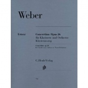 Carl Maria Von Weber: Concertino Op. 26 For Clarinet And Orchestra