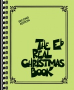 The Real CHRISTMAS Book - Eb instruments / zpěv + akordy