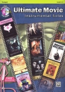 ULTIMATE MOVIE Instrumental Solos + CD / trumpeta + klavír (PDF)