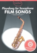 Guest Spot: FILM SONGS + Audio Online / altový saxofon