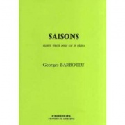 SEASONS - Barboteu Georges