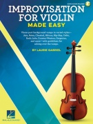 Improvisation for Violin Made Easy + Audio Online / housle