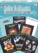 The Very Best Of John Williams - Instrumental Solos + CD / housle + klavír