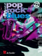 The Sound of Pop, Rock & Blues Vol. 2 + CD pro Trumpet / Clarinet / Tenor Saxophone