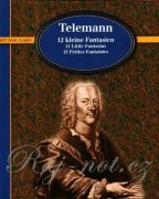 12 Little Fantasias - Georg Philipp Telemann