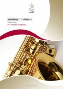 Summer memory Alto Saxophone and Piano - Tomme Frank