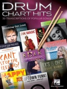 Drum Chart Hits - 30 Transcriptions Of Popular Songs - bicí souprava