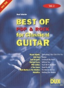 Best of Pop & Rock for Classical Guitar 2 / kytara + tabulatura